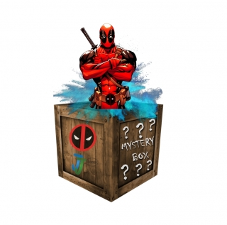 Deadpool Mystery box