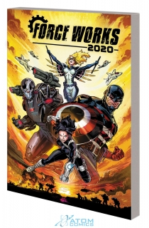 IRON MAN 2020 ROBOT REVOLUTION TP FORCE WORKS