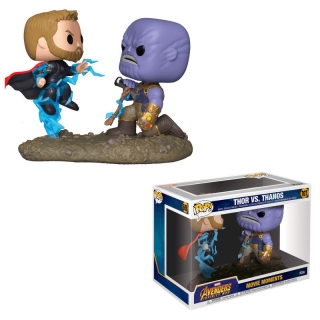 Thor vs Thanos Funko POP Avengers Infinity War