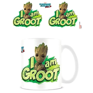 Strážcovia Galaxie- I am Groot