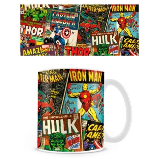 Marvel- comics