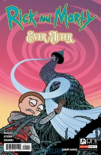 RICK & MORTY EVER AFTER #1 CVR A