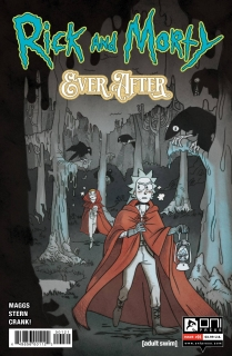 RICK & MORTY EVER AFTER #1 CVR B