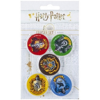 Harry Potter gumy set