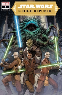 STAR WARS HIGH REPUBLIC #1 ANANDITO VAR