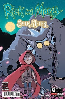 RICK & MORTY EVER AFTER #2 CVR B STERN
