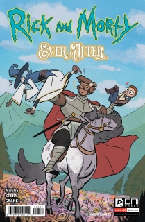 RICK & MORTY EVER AFTER #3 CVR B HELEN