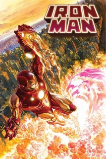 IRON MAN TP VOL 01 BIG IRON