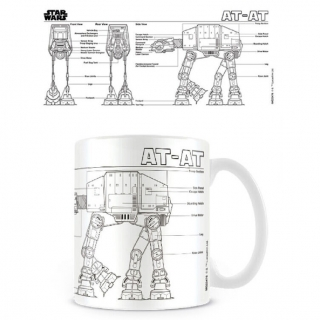 Star Wars- AT-AT Sketch