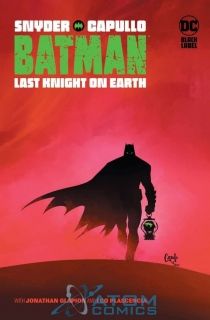 BATMAN LAST KNIGHT ON EARTH HC