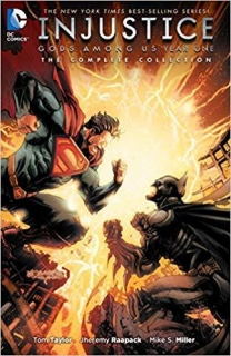 INJUSTICE GODS AMONG US YEAR ONE COMPLETE COLLECTION